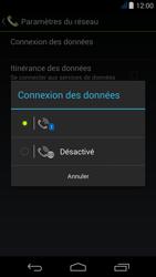 Acer Liquid Jade - Internet - Configuration manuelle - Étape 7