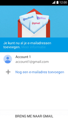 Huawei Ascend P6 LTE - E-mail - e-mail instellen (gmail) - Stap 15