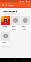 Alcatel 1X - Photos, vidéos, musique - Ecouter de la musique - Étape 5