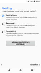 Sony Xperia XA2 - E-mail - e-mail instellen (outlook) - Stap 15