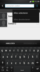 HTC One Mini - Contacten en data - Contacten overzetten via Bluetooth - Stap 7