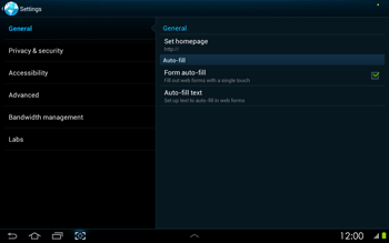 Samsung P5100 Galaxy Tab 2 10-1 - Internet - Manual configuration - Step 20