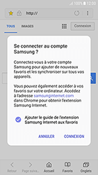 Samsung Galaxy J3 (2017) - Internet - Navigation sur Internet - Étape 10
