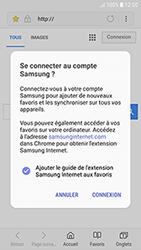 Samsung Galaxy J3 (2017) - Internet et connexion - Naviguer sur internet - Étape 11
