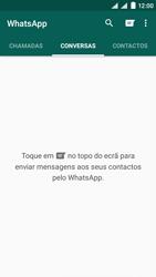 NOS SLIM - Aplicações - Como configurar o WhatsApp -  14