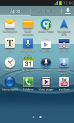 Samsung I8190 Galaxy S III Mini - Aplicativos - Como baixar aplicativos - Etapa 3