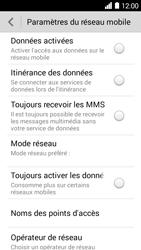 Huawei Ascend Y530 - Internet - Activer ou désactiver - Étape 5