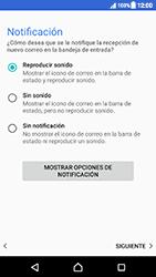 Sony Xperia XZ (F8331) - E-mail - Configurar Outlook.com - Paso 14