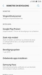 Samsung Galaxy A3 (2017) - Android Oreo - Beveiliging en privacy - Zoek mijn mobiel activeren - Stap 5