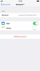 Apple iPhone 6 - iOS 12 - E-mail - Manual configuration - Step 28