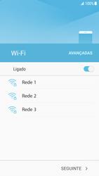 Samsung Galaxy S7 - Android Nougat - Primeiros passos - Como ligar o telemóvel pela primeira vez -  5