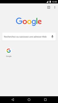 Huawei Nexus 6P - Android Oreo - Internet - Navigation sur Internet - Étape 16