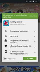 Samsung Galaxy S6 Edge - Aplicações - Como pesquisar e instalar aplicações -  17
