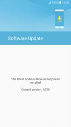 Samsung A520 Galaxy A5 (2017) - Network - Installing software updates - Step 8