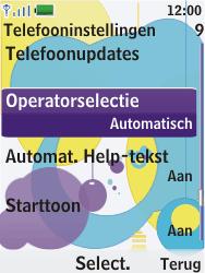 Nokia 7310 supernova - Buitenland - Bellen, sms en internet - Stap 5
