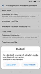 Huawei P9 Lite - Android Nougat - Contactgegevens overzetten - delen via Bluetooth - Stap 9