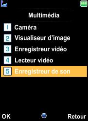 Bouygues Telecom Bc 101 - Photos, vidéos, musique - Ecouter de la musique - Étape 4