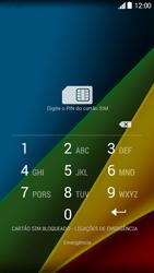 Motorola Moto G - Primeiros passos - Como ativar seu aparelho - Etapa 2