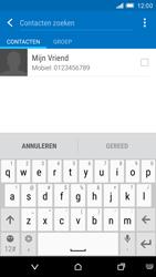 HTC One M9 - MMS - Afbeeldingen verzenden - Stap 6