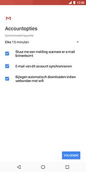 Nokia 7 Plus - E-mail - e-mail instellen: IMAP (aanbevolen) - Stap 18