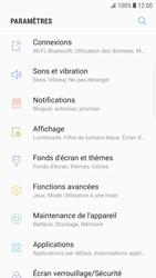 Samsung G925F Galaxy S6 Edge - Android Nougat - Internet - Désactiver du roaming de données - Étape 4