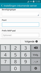 Samsung A500FU Galaxy A5 - E-mail - Handmatig instellen - Stap 11