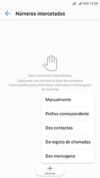 Huawei Mate 10 - Chamadas - Como bloquear chamadas de um número -  8