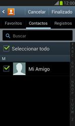 Samsung Galaxy S3 Mini - E-mail - Escribir y enviar un correo electrónico - Paso 7