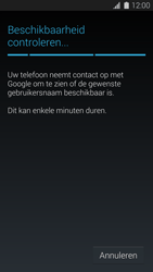 Samsung G901F Galaxy S5 4G+ - Applicaties - Account aanmaken - Stap 9