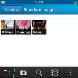 BlackBerry Q5 - MMS - afbeeldingen verzenden - Stap 10