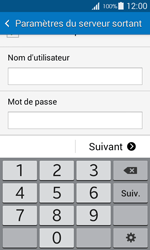 Samsung Galaxy Ace 4 - E-mails - Ajouter ou modifier un compte e-mail - Étape 14