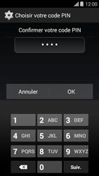 Bouygues Telecom Ultym 5 II - Sécuriser votre mobile - Activer le code de verrouillage - Étape 10