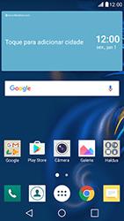 LG K10 - Chamadas - Como bloquear chamadas de um número específico - Etapa 1