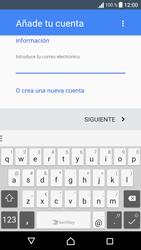 Sony Xperia E5 (F3313) - E-mail - Configurar Gmail - Paso 11