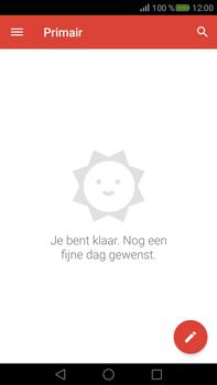 Huawei Mate S - E-mail - handmatig instellen (gmail) - Stap 4