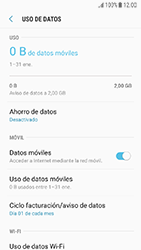 Samsung Galaxy J5 (2017) - Internet - Activar o desactivar la conexión de datos - Paso 6