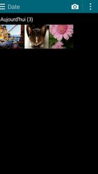Samsung Galaxy Alpha - Photos, vidéos, musique - Envoyer une photo via Bluetooth - Étape 4