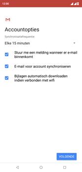 Wiko View 2 Plus - E-mail - e-mail instellen: IMAP (aanbevolen) - Stap 18