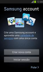 Samsung I8190 Galaxy S III Mini - Primeiros passos - Como ativar seu aparelho - Etapa 11