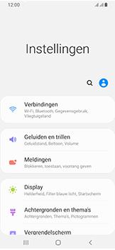Samsung galaxy-a40-dual-sim-sm-a405fn - WiFi - Mobiele hotspot instellen - Stap 4