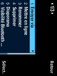 Samsung Solid 271 - Photos, vidéos, musique - Créer une vidéo - Étape 12