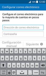 Samsung Galaxy Core Prime - E-mail - Configurar correo electrónico - Paso 5