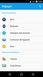 Sony E5823 Xperia Z5 Compact - Android Nougat - Réseau - Changer mode réseau - Étape 4