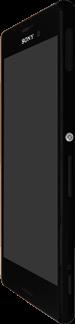 Sony Xperia M4 Aqua - Primeiros passos - Como ligar o telemóvel pela primeira vez -  2