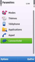 Nokia C6-00 - MMS - configuration manuelle - Étape 5