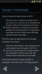 Samsung I9500 Galaxy S IV - Primeiros passos - Como ativar seu aparelho - Etapa 12