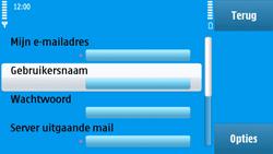 Nokia N97 - E-mail - e-mail instellen: POP3 - Stap 27