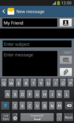 Samsung I8200 Galaxy SIII Mini Lite - Mms - Sending a picture message - Step 10