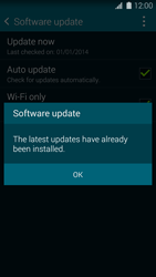 Samsung Galaxy S5 mini - Network - Installing software updates - Step 10