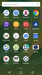 Sony Xperia X Performance (F8131) - MMS - Afbeeldingen verzenden - Stap 2